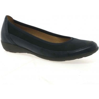 Country Sporty Ballet Pumps