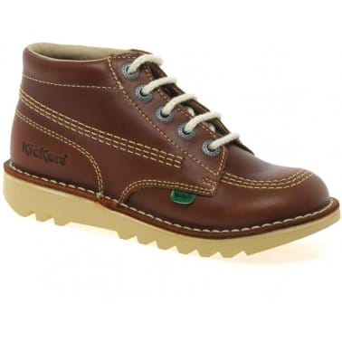 Chi Junior Boys Lace Up Boots