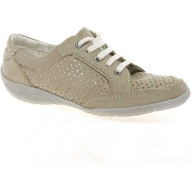 Sonnet Womens Casual Lace Up Trainers
