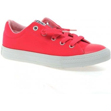 All Star Street Girls Canvas Shoes
