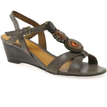 Tenure Womens Open Toe Sandals