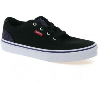 Vans Winston Junior Boys Canvas Shoes