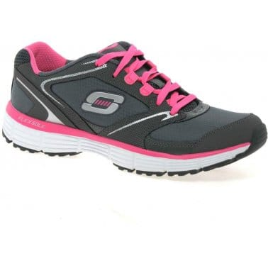 Skechers Agility Rewind Womens Trainers