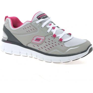 Skechers Synergy A Lister Womens Trainers