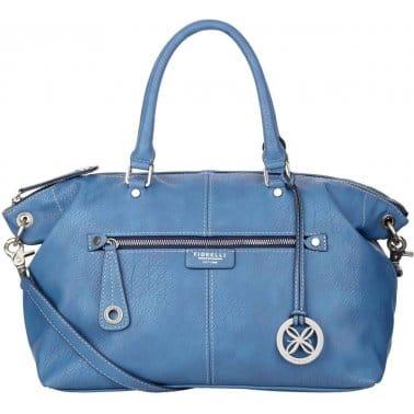 Fiorelli Amelia Womens Ziptop Grab Handbag
