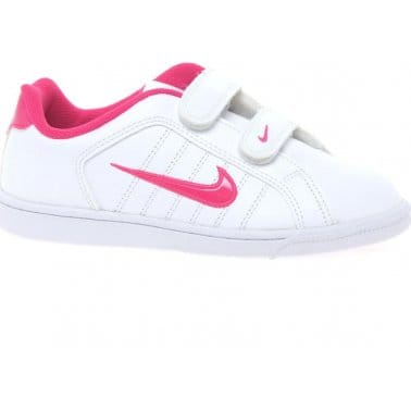 Nike Court Traditional 2 Plus Junior Girls Trainers