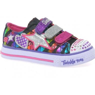 Classy Sassy Girls Canvas Shoes