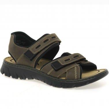 Rieker Steven Mens Casual Sandals