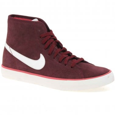 Primo Junior Girls Lace Up Hi Top Trainers