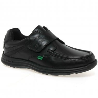 Reasan Strap Junior Boys School Shoes