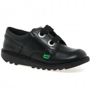 Lo Largit Junior Boys School Shoes