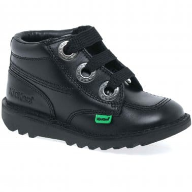Hi Largit Youth Boys School Shoes