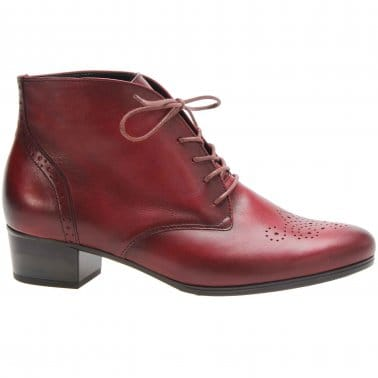 Hornby Womens Lace Up Ankle Boots