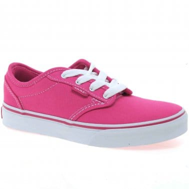 Atwood Youth Girls Canvas Shoes
