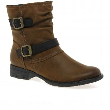 Apgar Womens Ankle Boots