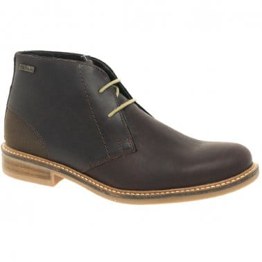 Readhead Mens Leather Chukka Boots