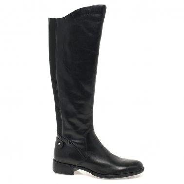 Cara Equestrian Womens Long Boots