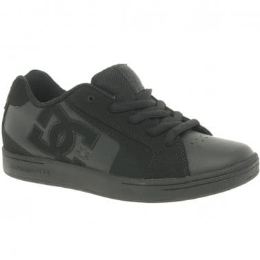 DC Shoes Net Youth Boys Lace Up Trainers