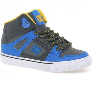 DC Shoes Spartan High Boys Lace Up Trainers