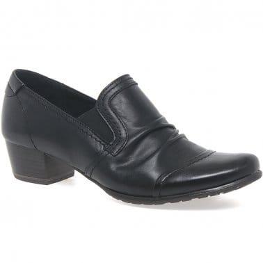Marco Tozzi Reed III Womens High Cut Court Shoes