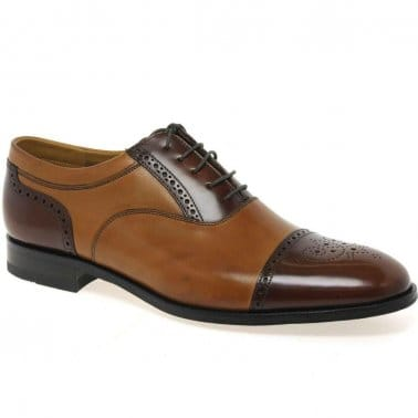 Woodstock Lace Up Half Brogues