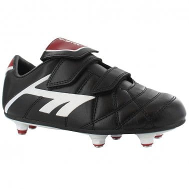 League Pro Boys Junior Screw In Football Boots
