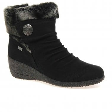 Fern Womens Ankle Boots