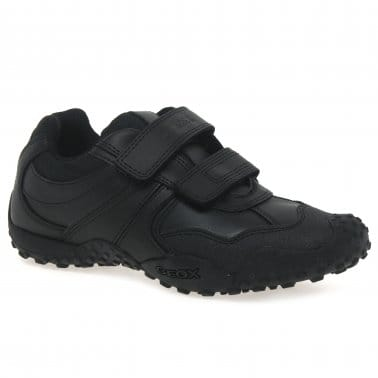 Junior Giant Boys School Shoes
