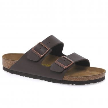 Arizona Double Strap Mens Sandals