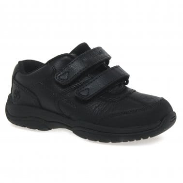 Woodman Boys Toddler School Shoes