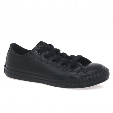 All Star Boys Leather Oxford Shoes