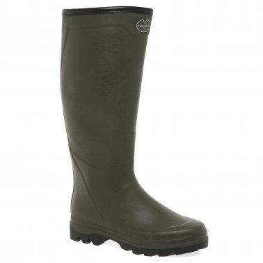 Country Jersey XL Mens Wellingtons