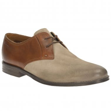 Hawkley Walk Mens Formal Lace Up Shoes