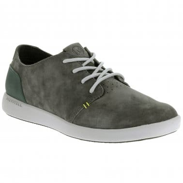 Freewheel Bolt Lace Mens Casual Suede Shoes