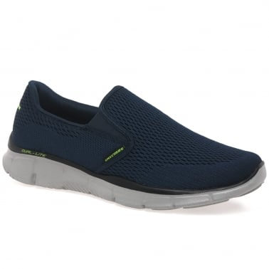 Equalizer Double Mens Slip On Sports Shoes