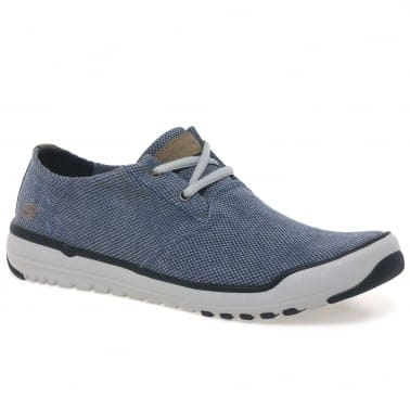 Oldis Stound Mens Casual Canvas Shoes