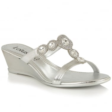 Alessia Womens Casual Sandals