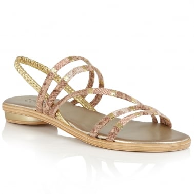 Calandra Womens Casual Sandals