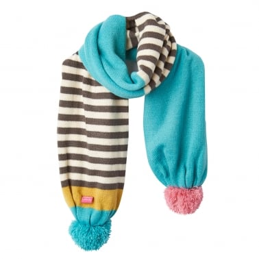 Girls Dotty Scarf