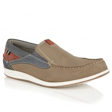 Robworth Mens Casual Slip On Shoes