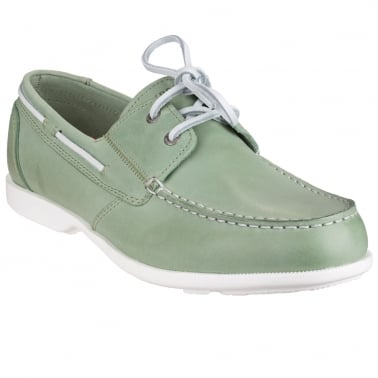 Summer Sea 2 Eye Mens Boat Shoes