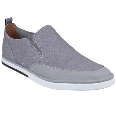 Weekend Style Slip On Mens Shoes