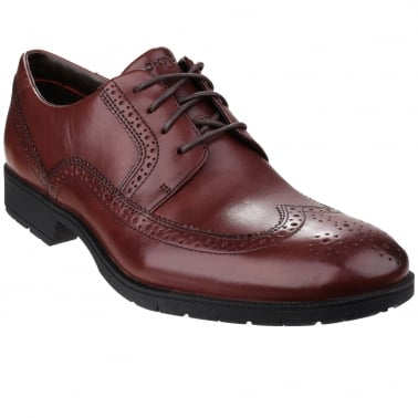 Total Motion PS Wingtip Mens Shoes