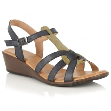 Kassos Womens Casual Sandals