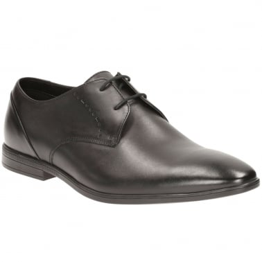 Bampton Lace Mens Formal Lace Up Shoes