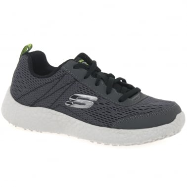 Burst Second Wind Lace Boys Sports Trainers