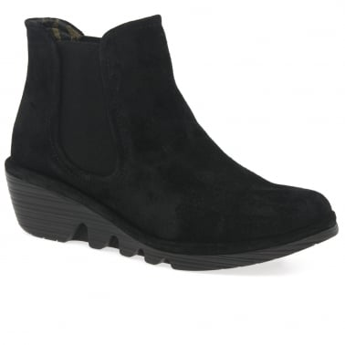 Phil Womens Casual Ankle Boots