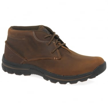 Braver Horatio Mens Casual Boots