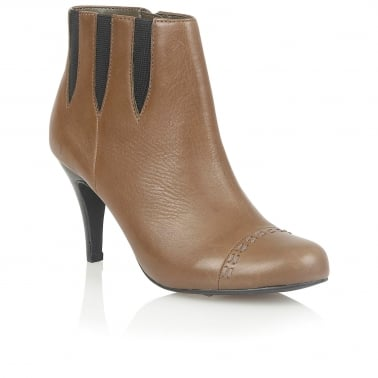 Bean Womens Casual Ankle Boots