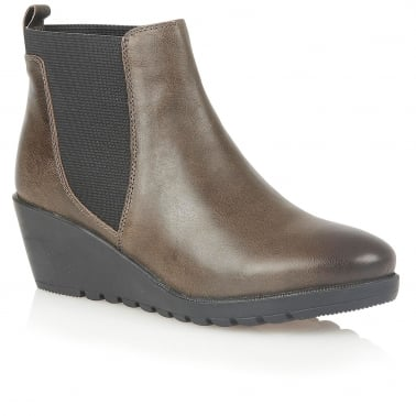 Meryl Womens Casual Chelsea Boots
